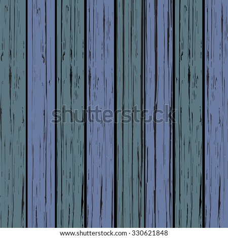 The Old Blue wood panel, Concept for wooden background