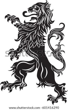 heraldic symbols lion wwwpixsharkcom images