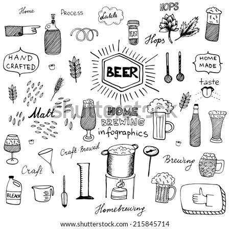 Home Brew Stock Images, Royalty-Free Images & Vectors   Shutterstock