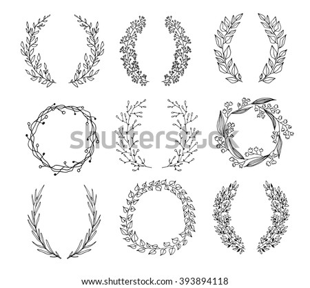 Laurel Leaves Stock Images Royalty Free Images Amp Vectors