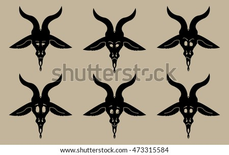 baphomet how the church created This design created by bessy was inspired by the oswald wirth baphomet design created in 1930 the church of satan baphomet,.
