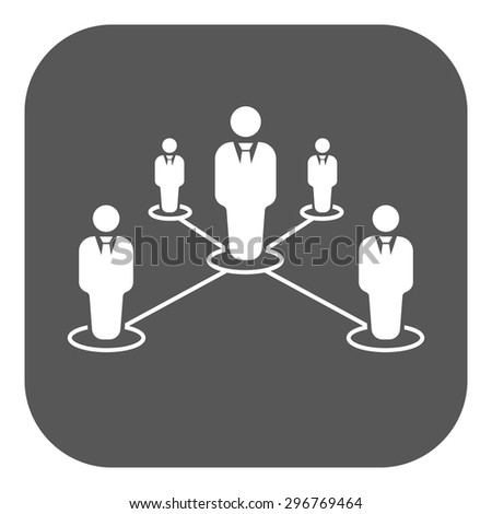 Leadership icon stock photos images pictures for Leder symbol