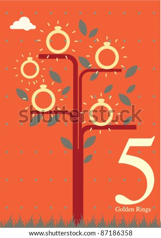 Twelve Days Of Christmas Stock Images Royalty Free Images
