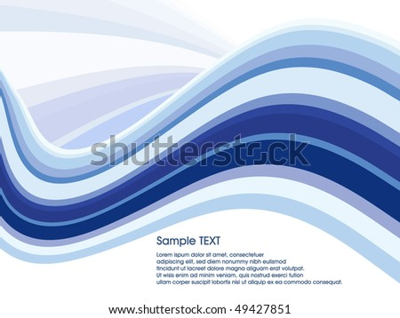 The vector sample of abstract  background