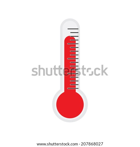 Thermometer icon - Vector
