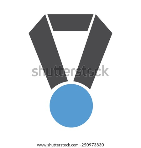 This medal icon relates to education and science. It is recommended for use on websites, web applications and mobile applications.