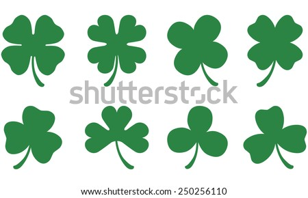 Four Leaf Clover Stock Images, Royalty-Free Images & Vectors ...