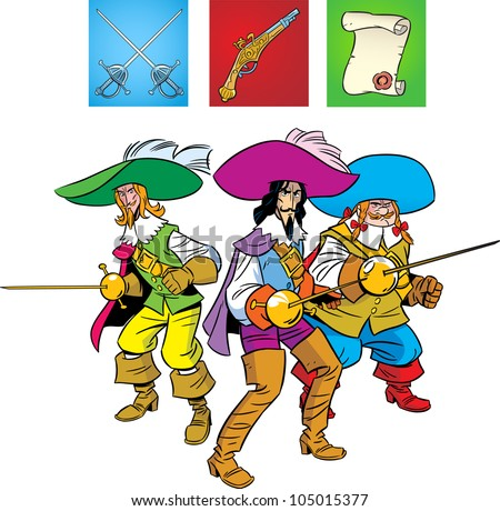 the inaccuracy of the disney version of the three musketeers Three musketeers (1993) mistakes and goofs, plus trivia, quotes, trailers, pictures and more add more and vote on your favourites.