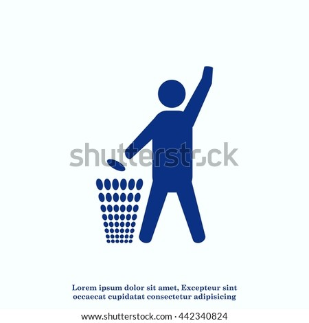 throw away the attitude, recycle essay Every day restaurants around the world throw away tons of food while many  to  sort to the one that can be recycled, such as food packaging, glass, paper, plastic   restaurants about proper attitude toward nature, human rase, health and life.
