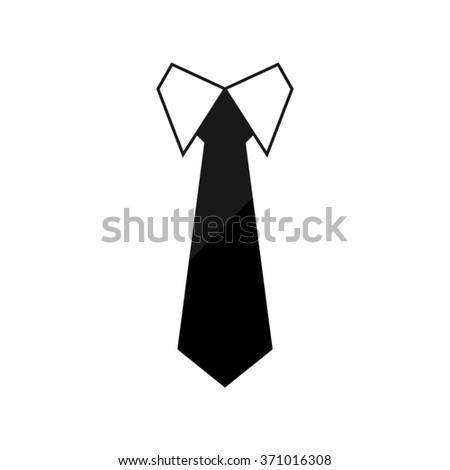 shirt and tie stock vectors amp vector clip art shutterstock