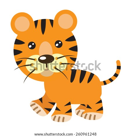 Tiger vector illustration
