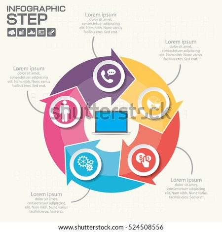 Timeline arrow vector infographic world map stock photo photo timeline and arrow vector infographic world map background gumiabroncs Image collections