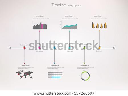 Infographic Templates free timeline infographic templates : Timeline Stock Photos, Royalty-Free Images & Vectors - Shutterstock