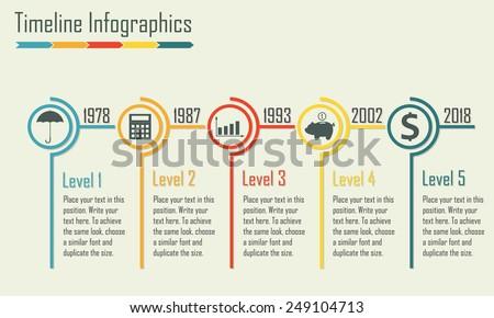 Infographic Templates free timeline infographic templates : Timeline Stock Photos, Royalty-Free Images & Vectors - Shutterstock