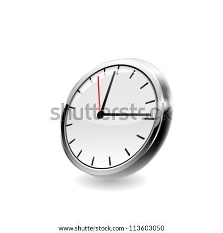 Timer icon. Vector - stock vector