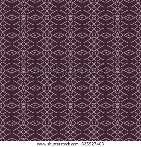 Tints of Toledo Seamless pattern. Vector seamless pattern. Repeating geometric.