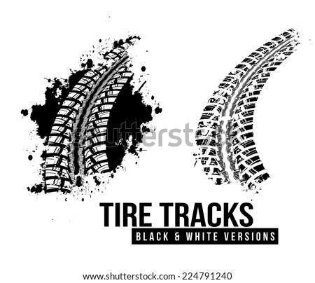 Tire Print Stock Images, Royalty-Free Images & Vectors ...