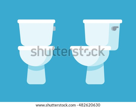 Toilet Bowl Stock Images Royalty Free Images Vectors