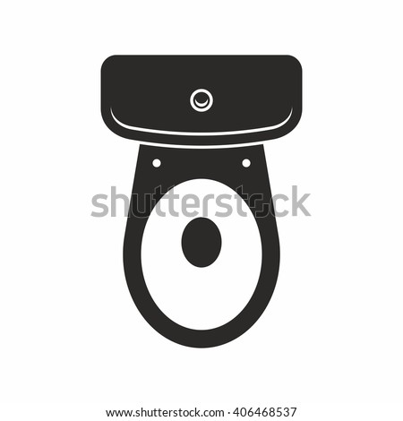 Toilet Bowl Stock Images Royalty Free Vectors