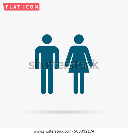 Bathroom Signs Holding Hands bathroom sign stock images, royalty-free images & vectors