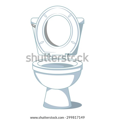 Toilet  vector illustration. Toilet Vector Illustration Stock Vector 299817149   Shutterstock