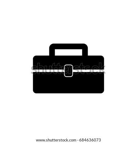 toolbox icon. toolbox icon m