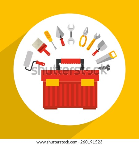 tools icon design, vector illustration eps10 graphic