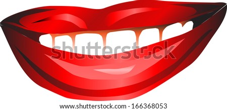 Tooth and Lips