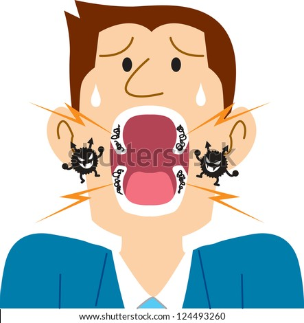Tooth Decay Stock Vector 121951114 - Shutterstock