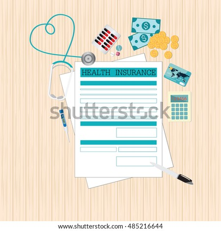 Medical Claim Stock Images RoyaltyFree Images  Vectors