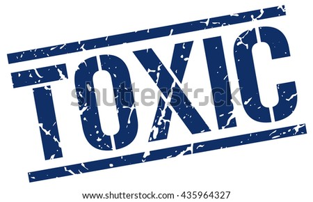 toxic stamp.stamp.sign.toxic.