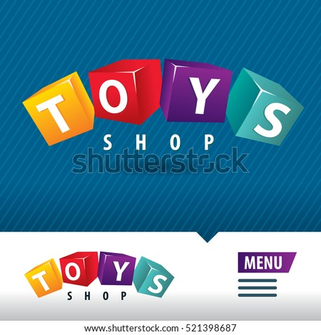 Toy Store Stock Vectors Images Vector Art Shutterstock