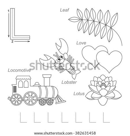 L Love Alphabet Stock Photos, Royalty-Free Images & Vectors ...