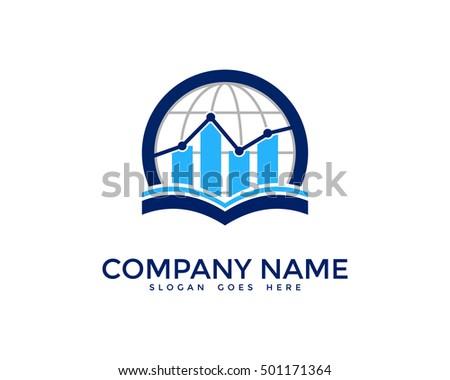 statistic logo stock images royaltyfree images amp vectors