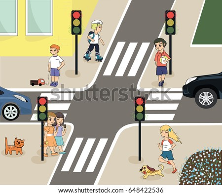 City Street Parking Etiquette