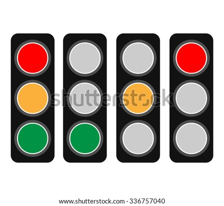 traffic lights essay The buses, cars, motorbikes and lorries have to proceed checking their speed  now and then and stopping at the traffic signal points for some minutes.