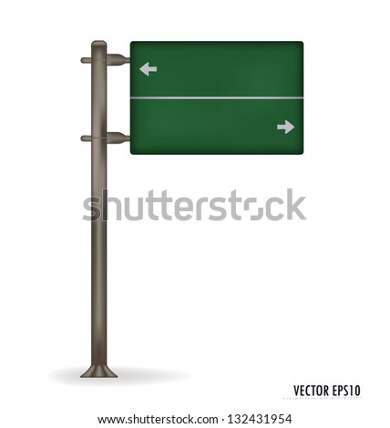 Traffic sign. Vector illustration.