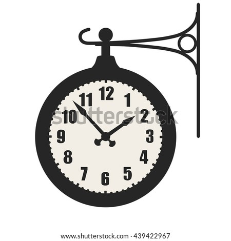 Train Station Clock Stock Images Royalty Free Images