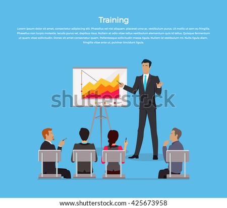 Employee Training Stock Vectors, Images & Vector Art   Shutterstock