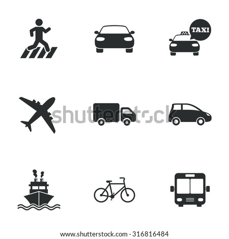 Car Driver Symbol