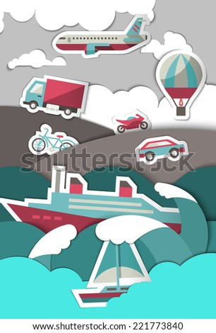 essay on air transport Get an answer for 'write 5 characteristics of each mode of transport land water and air' and find homework help for other science questions at enotes.