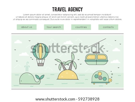 travel agency