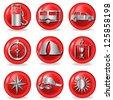 Travel Icons.Set 2 - stock vector