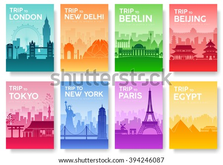 England travel poster stock images royalty free images for Country brochure template