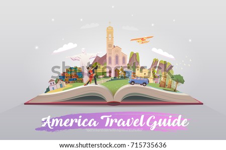guide to travelling around america