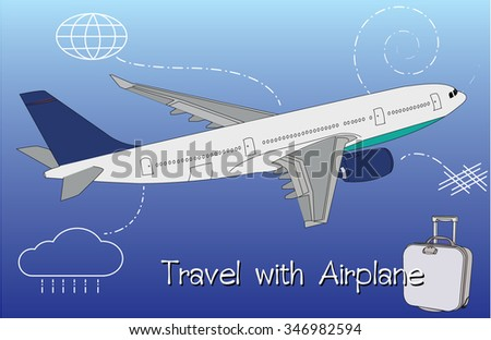Travel with Airplane