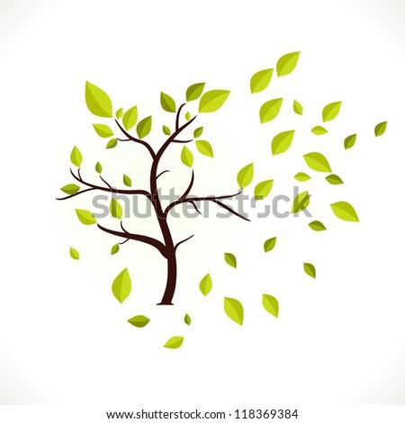 Tree. - stock vector