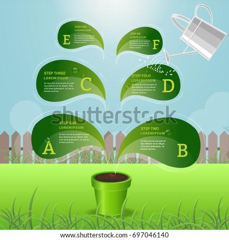 sustainable economy stock vectors, images & vector art | shutterstock, Presentation templates