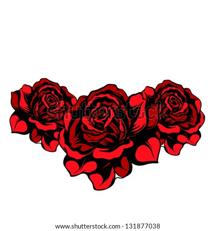 Rose Tattoo Stock Images, Royalty-Free Images & Vectors ...