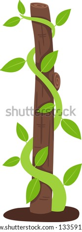 Tree vector - stock vector